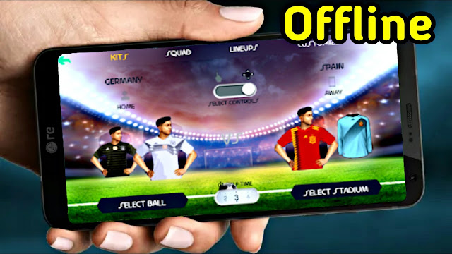 Download FIFA 14 Mod FIFA 18 Android Russia 2018 Update Offline Best Graphics