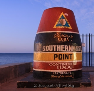 Key West Concrete Buoy