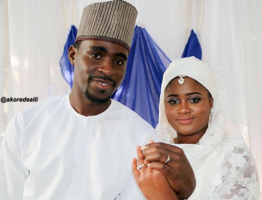 tunde owokoniran wedding photos
