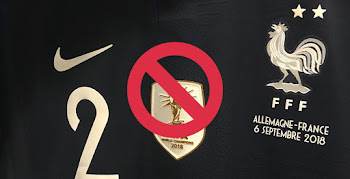 Is Nike Not Allowed To Sale France 2-Star Jersey With World Cup Winners  Badge a56e48268