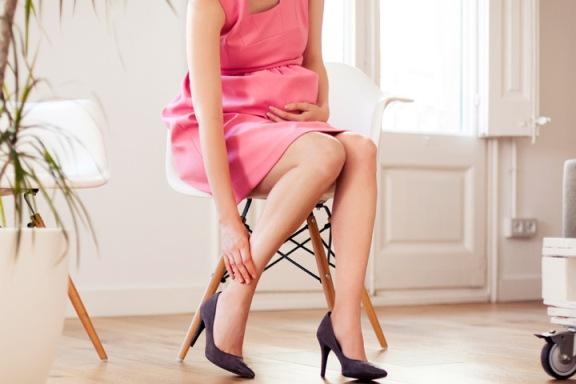 kasut tumit tinggi bahaya dipakai semasa mengandung