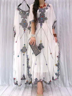 Spider Loly Kaftan fit to XXL