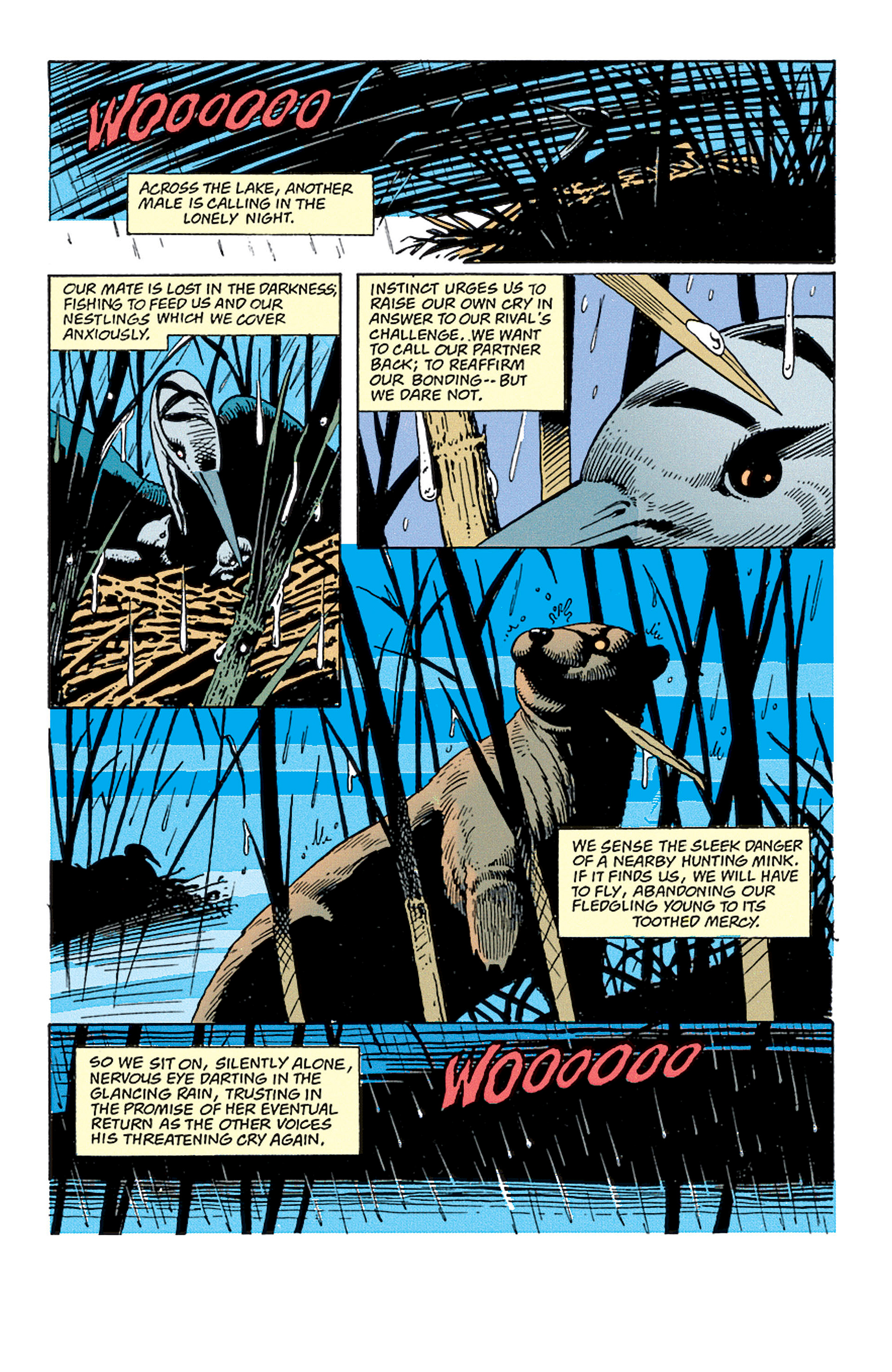 Read online Animal Man (1988) comic -  Issue #58 - 2