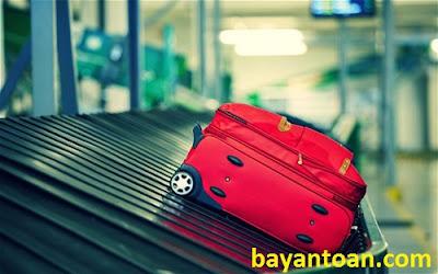 Làm gì khi không tìm thấy hành lý tại sân bay