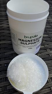 Magnesium sulphate