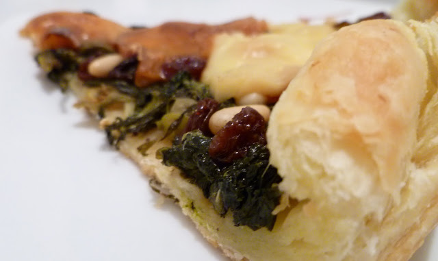 TORTA SALATA DI SCAROLA