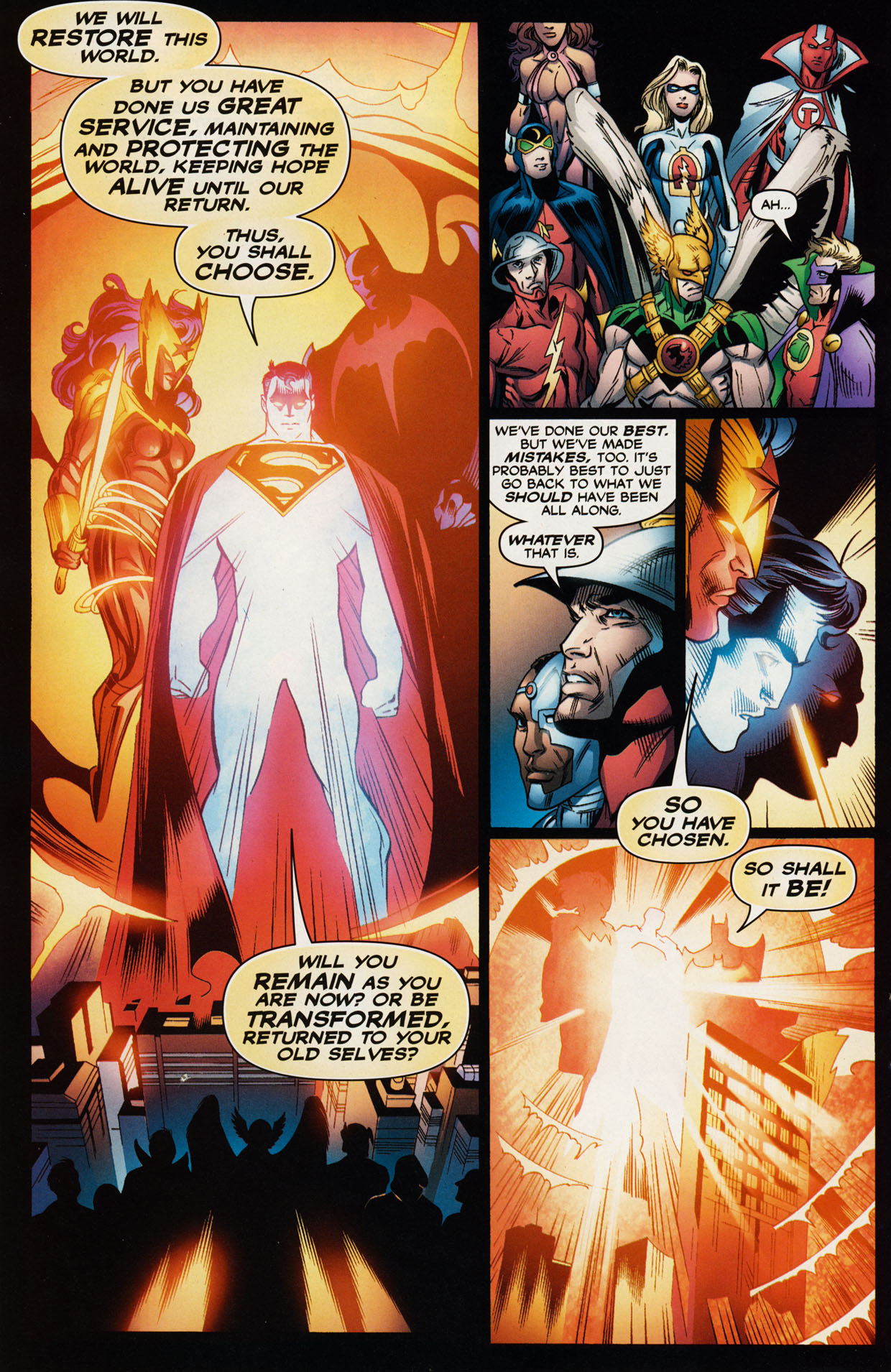 Read online Trinity (2008) comic -  Issue #42 - 14