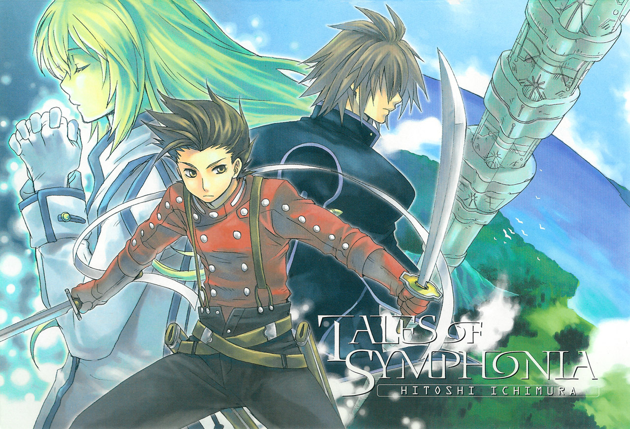 Read Manga Tales Of Symphonia 001 Online In High Quality
