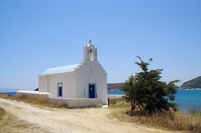Paros Island Church