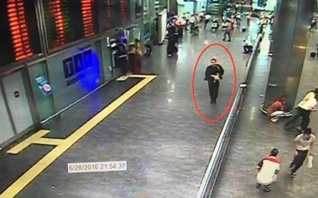 Αυτοί είναι οι δύο δράστες του μακελειού στην Κωνσταντινούπολη