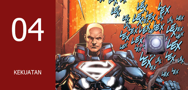 lex luthor mother box