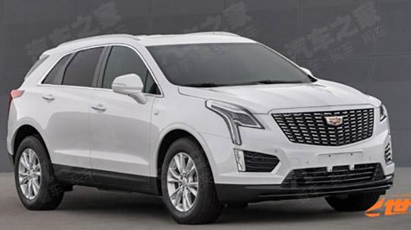 Burlappcar: 2020 Cadillac XT5