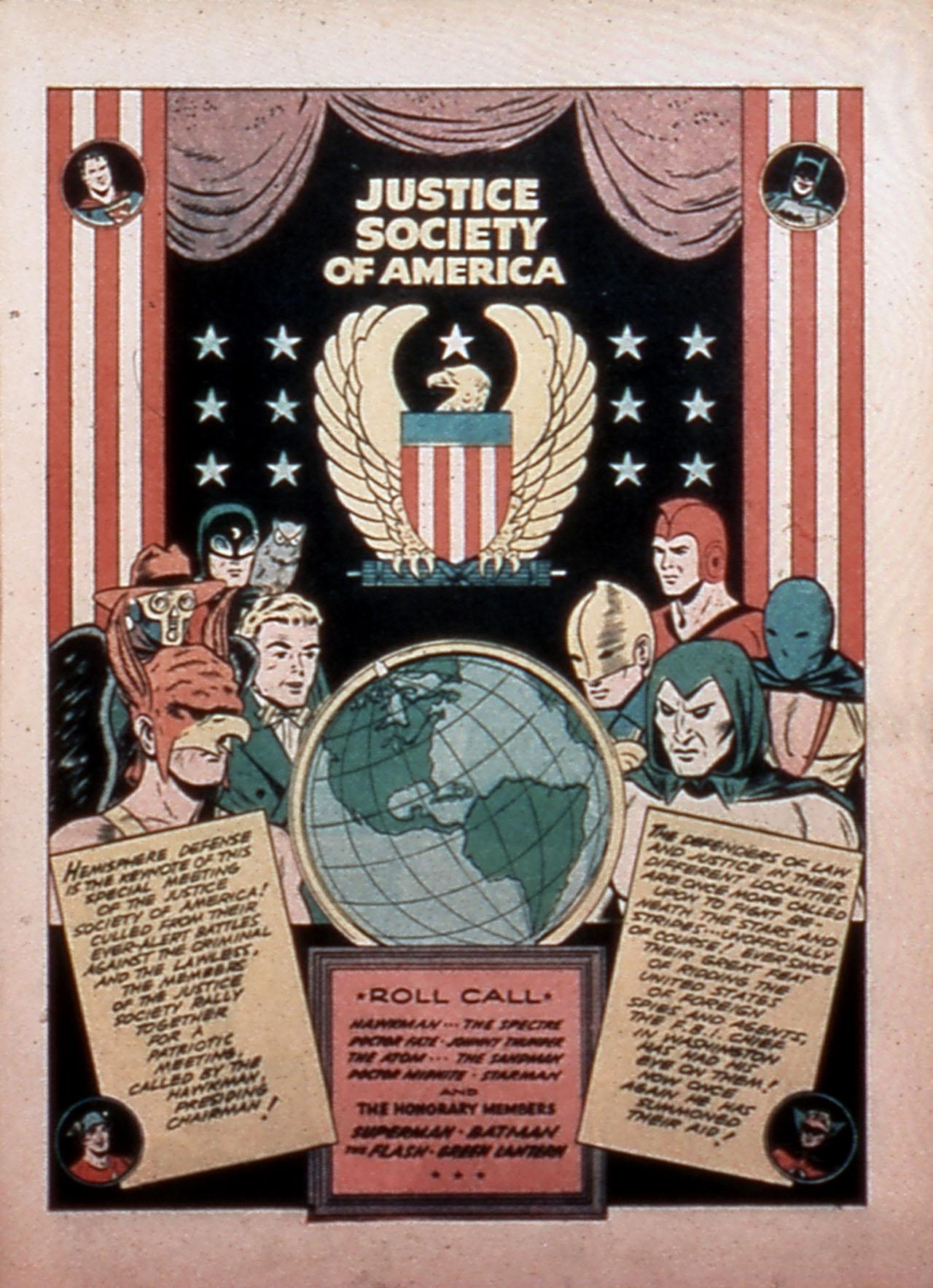 Read online All-Star Comics comic -  Issue #9 - 3