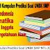 Download Kumpulan Prediksi Soal UNBK SMP MTs 2018 Beserta Jawabanya