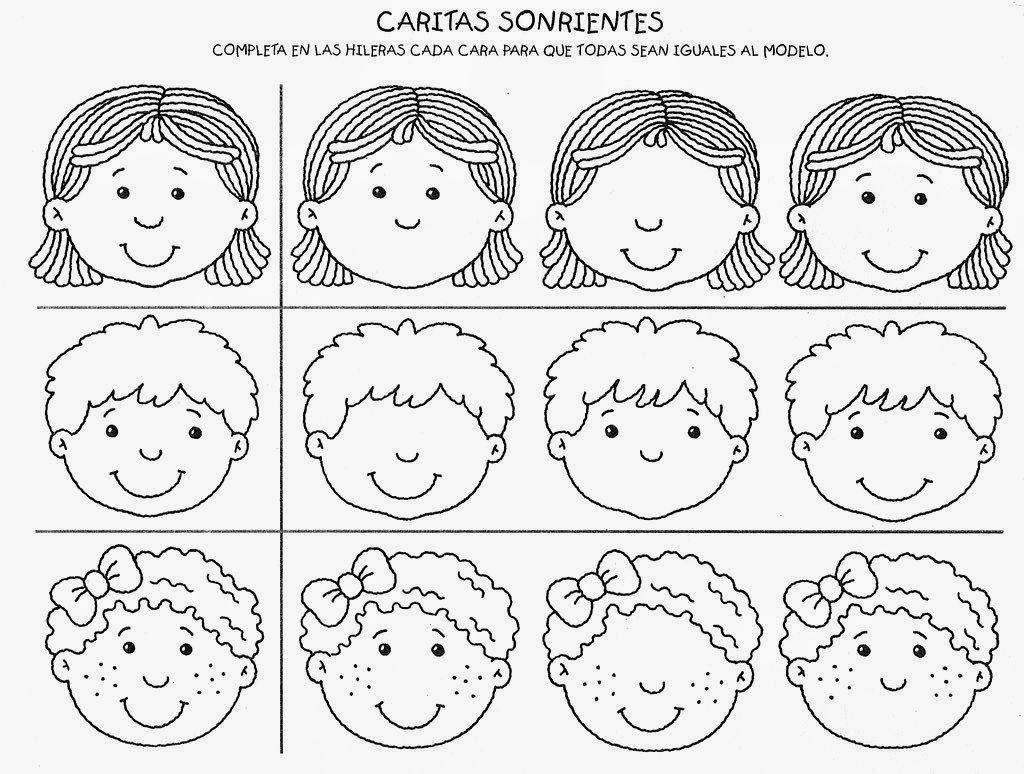 Asombroso Sentimientos Para Colorear Páginas Para Niños Viñeta ...