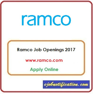 Dotnet Developer Openings at Ramco Jobs in Chennai Apply Online