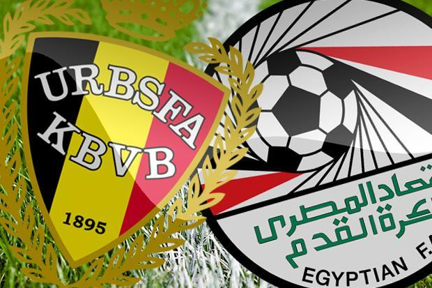 Belgium vs Egypt Full Match Replay 06 June 2018