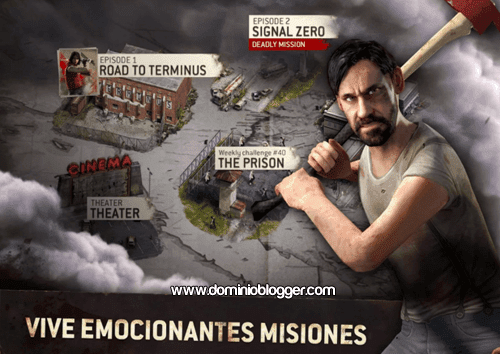 juego The Walking Dead No Mans Land