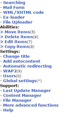 How to Create Wapka Stylish Forum 2015 - Wapka Full Code For Forum Xhtml