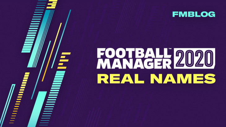 FM20 Real Names Fix