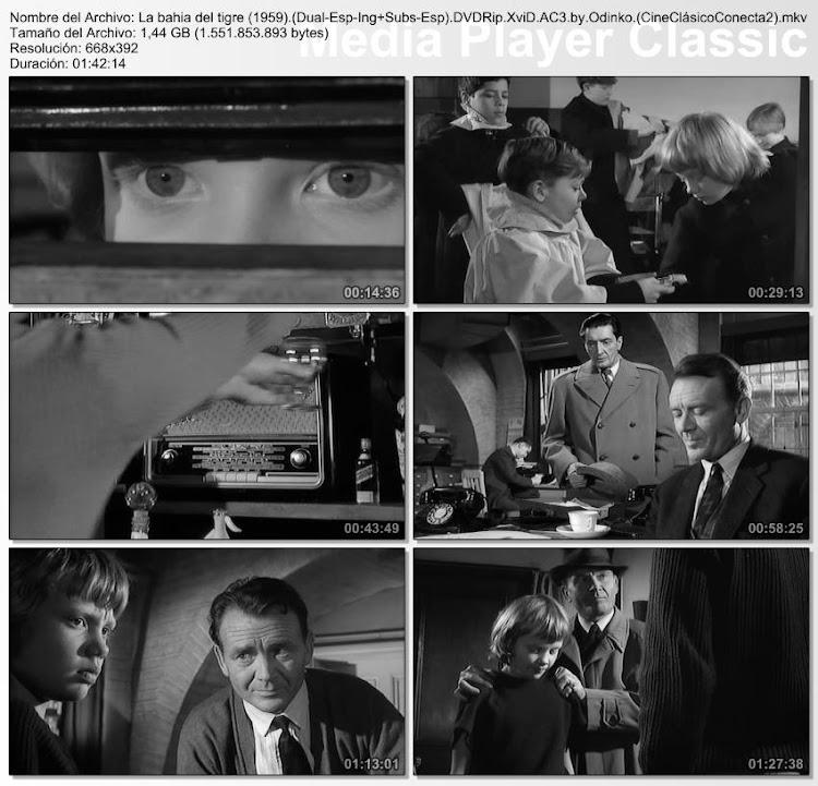 Imagenes de la película, La bahía del tigre | 1959 | Tiger Bay