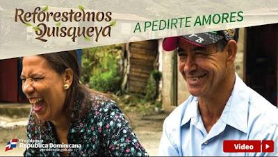 Reforestemos Quisqueya: A pedirte amores