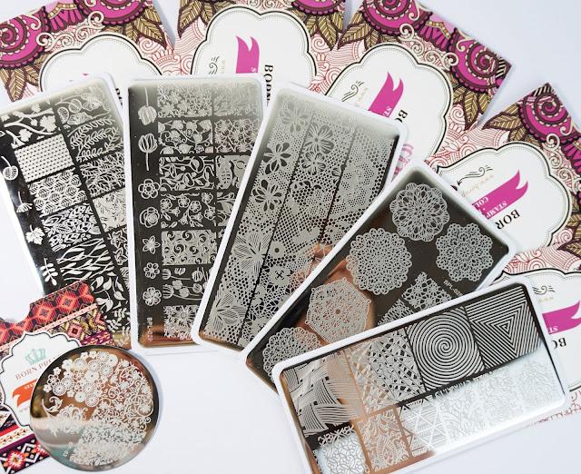 Born Pretty Stamping Palette 026-030
