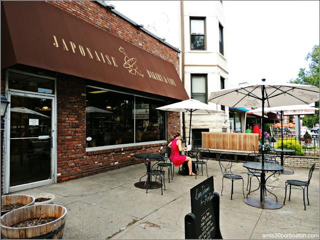 Japonaise Bakery en Brookline, Massachusetts
