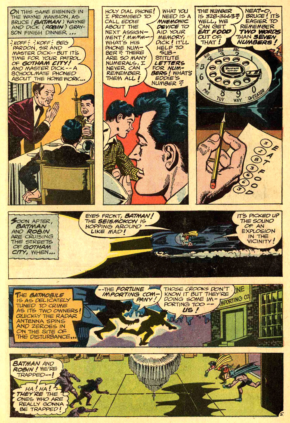 Detective Comics (1937) 361 Page 6