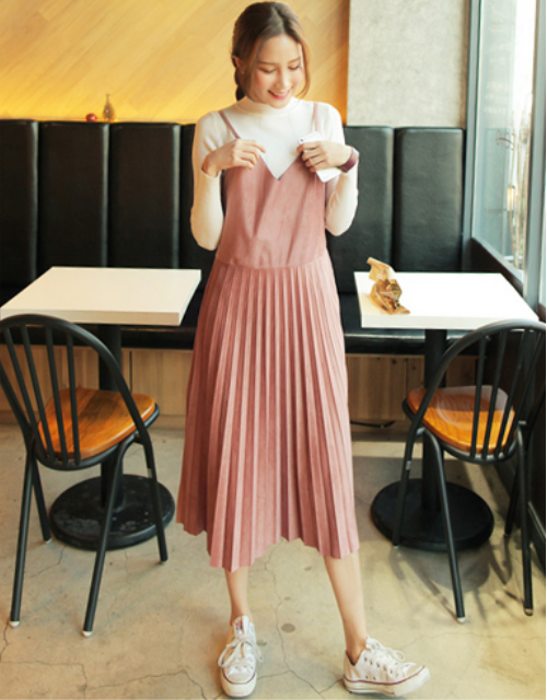 Cherryville Spring Romantic Dress