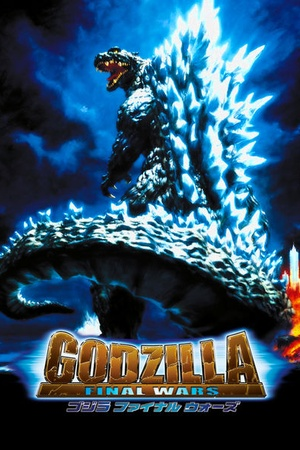Godzilla: Final Wars 2004 Dual Audio 720p BluRay [Hindi – English] Free Download