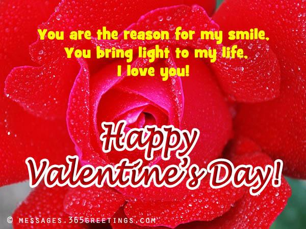 Romantic Valentines Messages For Your Girlfriend And Wife