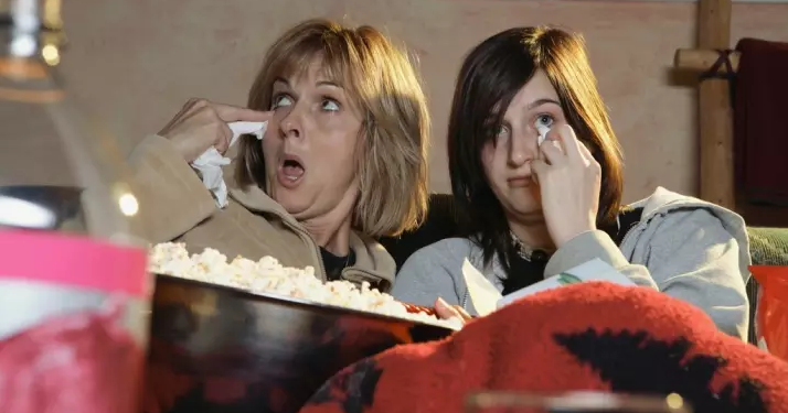 People Crying In Front Of Movies Are Very Special, Say Researchers