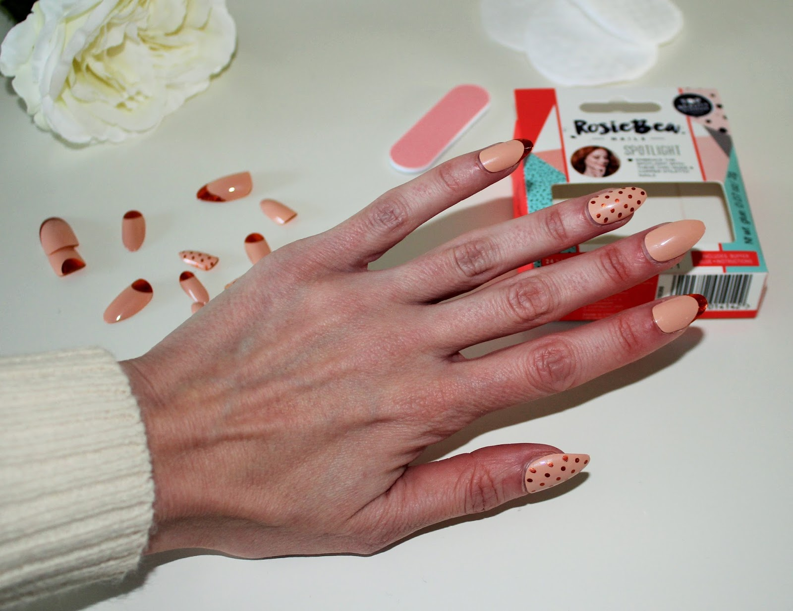 Elegant Touch Nails by Rosie Bea 5