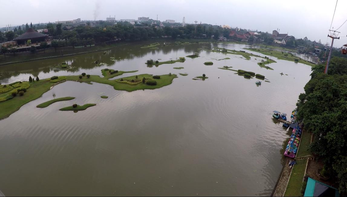 Kereta Gantung Skylift Taman Mini Indonesia Indah Tmii Berakhir