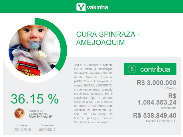 https://www.vakinha.com.br/vaquinha/amejoaquim-a-tomar-a-medicacao-spiranza