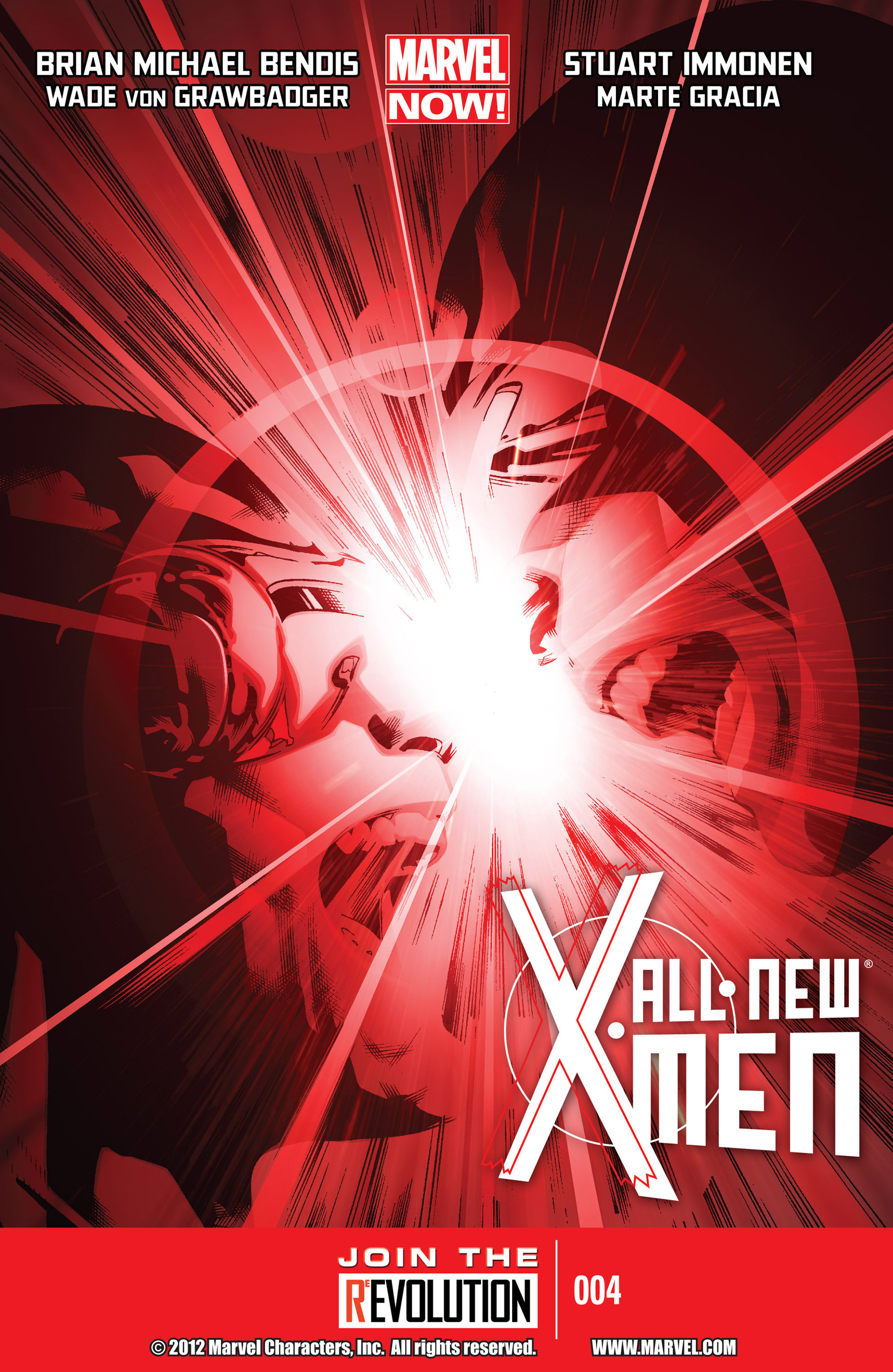 Read online All-New X-Men (2013) comic -  Issue #4 - 1