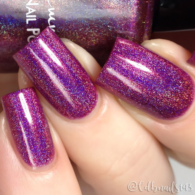 KBShimmer-Tall Pink Of Water