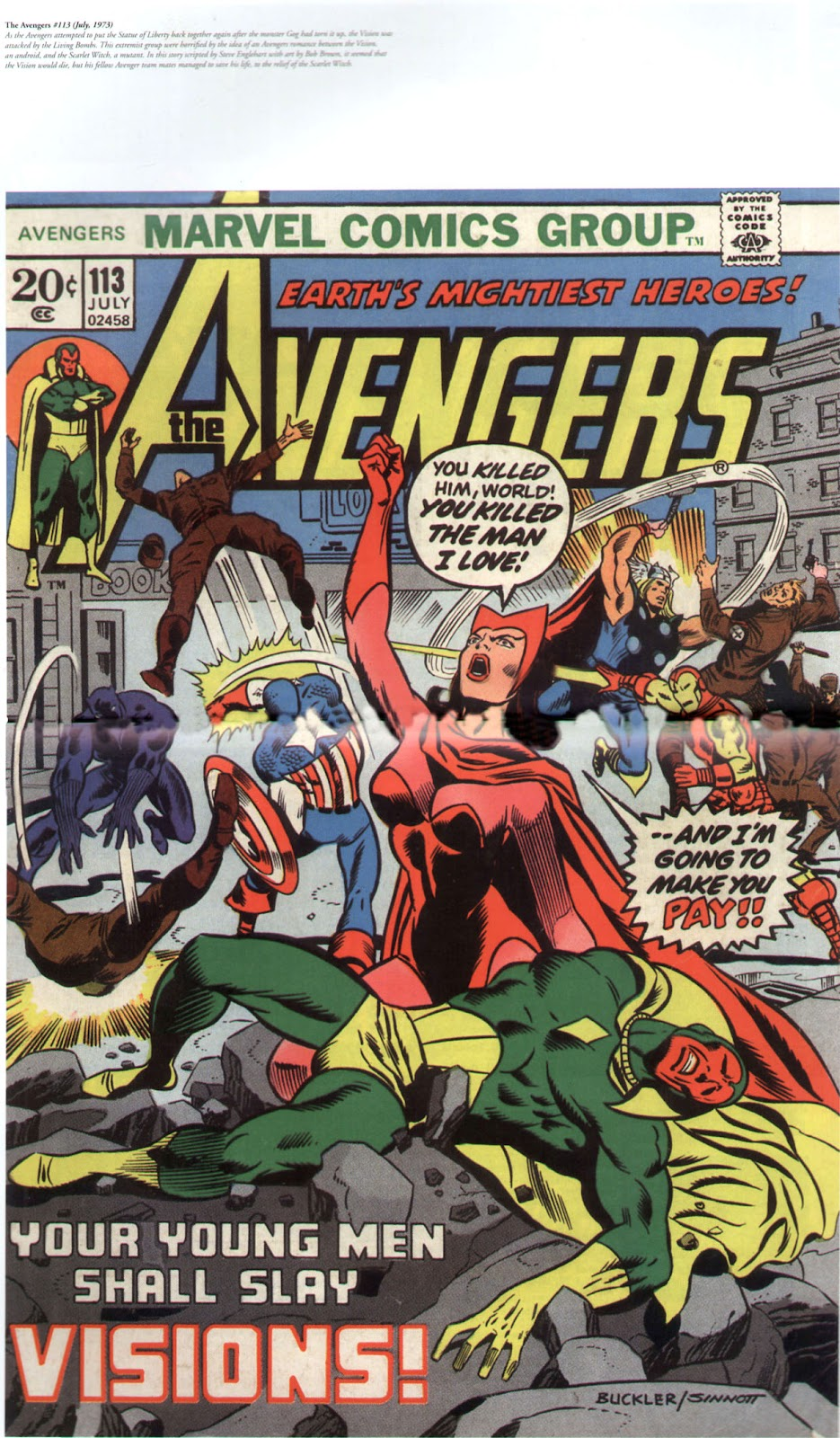 Read online Marvel Chronicle comic -  Issue # TPB (Part 2) - 54