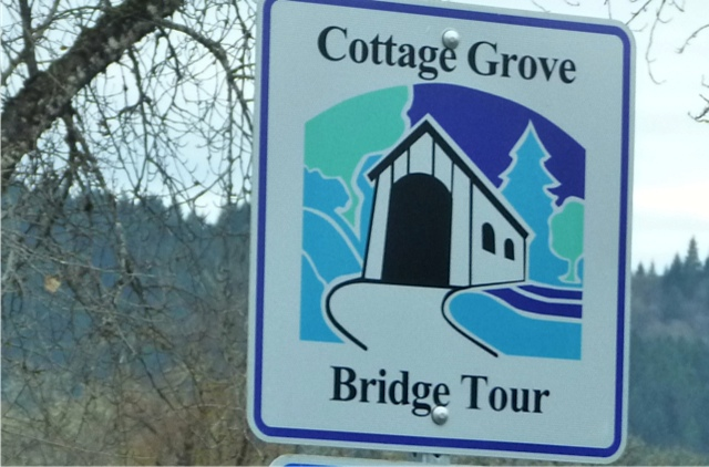 RV Short Stops: Covered Bridges of Cottage Grove, Oregon on