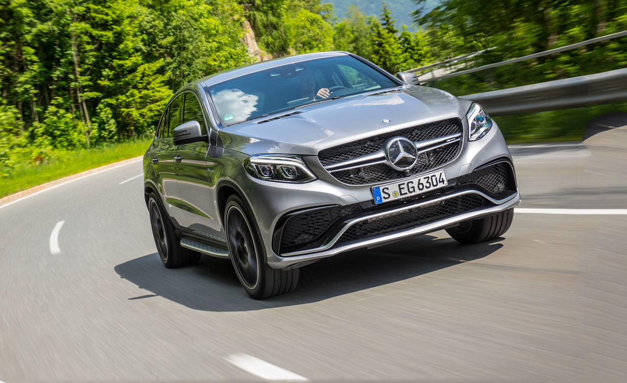 Mercedes Benz Gle Coupe Review Specifications