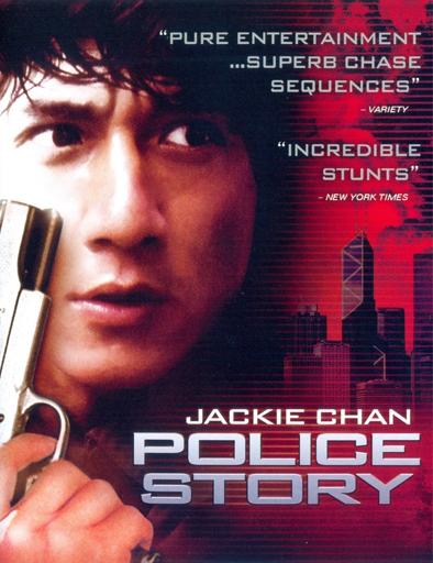 Ver Armas invencibles (Police Story) (1985) Online