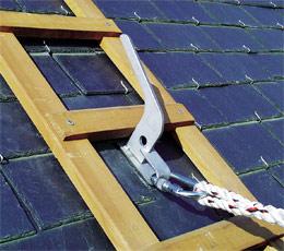 Le metier de couvreur solin de toiture noue rive faitage - Fabriquer une echelle de toit ...