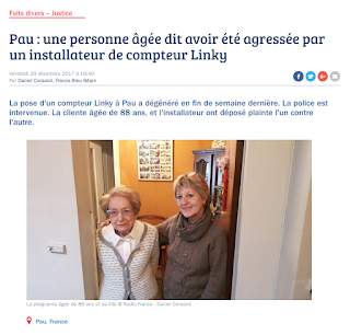 Une personne âgée de 88 ans agressée par l'installateur