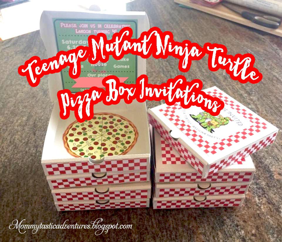 The Mommytastic Adventures Teenage Mutant Ninja Turtle