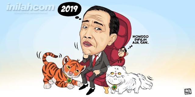 Jokowi, Antara Anak Macan dan Kucing Persia