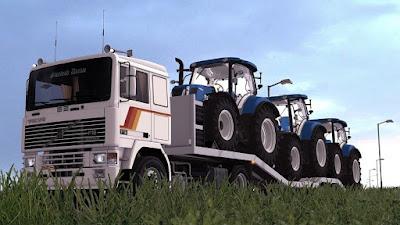 Volvo F12-F16