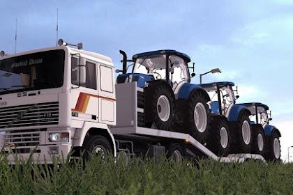 Volvo F12-F16 - ETS2 V1.32