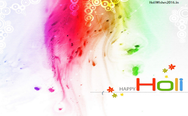 Greetings Happy Holi 2016