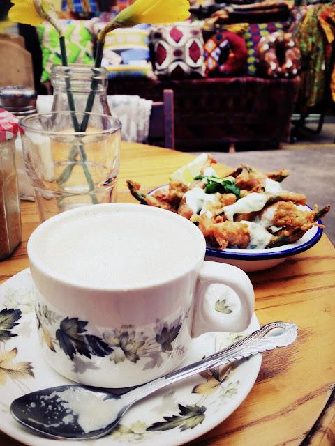 Elephant Pakistani Cafe Brixton